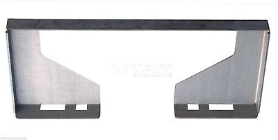 """HD 1/2"""" Quick Tach Attachment Mount Plate Skid steer Bobcat Skid Steer MPCO"""