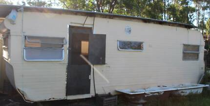 22ft Caravan - Extra Living/Storage Space OR Scrap It Sydney City Inner Sydney Preview