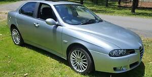 Beautiful 2005 Alfa Romeo 156 very low klms and FSH! Maitland Maitland Area Preview