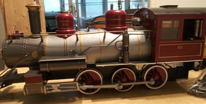 Bachmann G Scale South Pacific Coast Golden Classics Series Steam Train Set