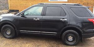 4WD Ford Explorer Limited Edition