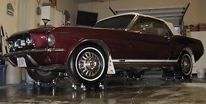1967 Mustang Converible