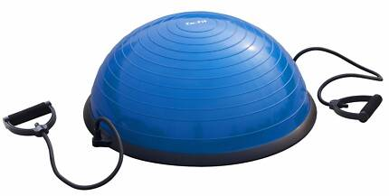 Bosu Ball with Resistance Bands & Pump
