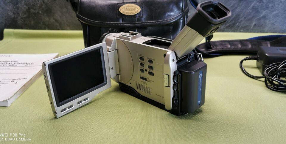 Sony Kamera DCR-TRV 8 Mini DV Top Zustand in Peiting