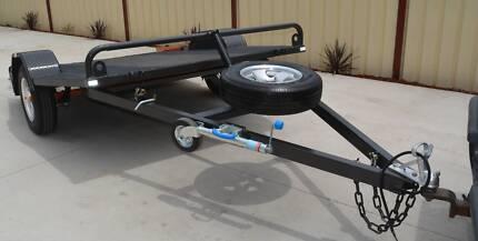 Tilt 8x5 golf buggy/cart trailer or Harley/bike mover,hauler