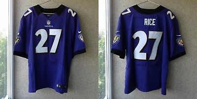 Baltimore Ravens NFL Jersey Football Nike Authentic Players USA   27 Ray  Rice 8f67280d6