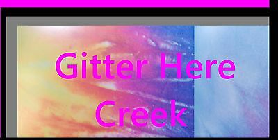 Gitter Here Creek