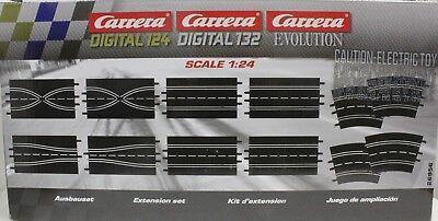 Carrera 26956 Extension Set 3 for 1/24 & 1/32 Slot Car Tracks, used for sale  Philadelphia