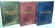 Lord of The Rings Extended DVD