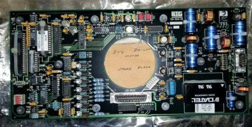 BTG PROGRAMMABLE BRIGHTNESS TRANSMITTER SENSOR CARD BT-5100 NIB