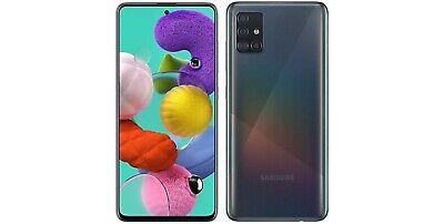 Samsung Galaxy A51 5G  SM-A516U1 - 128GB Black (Factory Unlocked) 10/10 mint