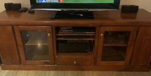 TV Entertainments Cabinet