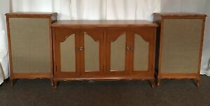 Antique/Vintage French Provincial Stereo