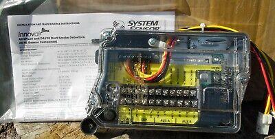 System Sensor Smoke Detector Power Board Ad4p120b Aaon R77330