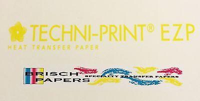 Laser Transfer For White Fabric Neenah Techni-print Ezp 8.5x11 100 Sheets