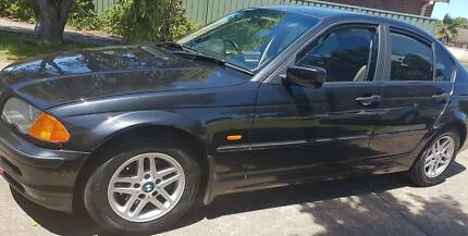BMW 3 series in good technical condition