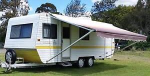 ***DEPOSIT TAKEN*** STATESMAN 21ft CARAVAN, ANNEXE, DOUBLE BED Burpengary Caboolture Area Preview