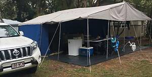 MDC 2010 Galvanised Deluxe Off Road Camper Trailer Wakerley Brisbane South East Preview