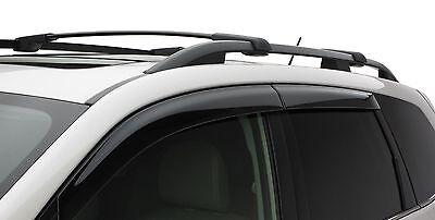 2014-2017 Subaru Forester Window Deflectors Vent Visors Rain Guard F0010SG600