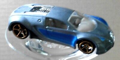 "2006 Hot Wheels ""FTE"" Bugatti Veyron - Wal-Mart Exclusive ""Mint Loose"""