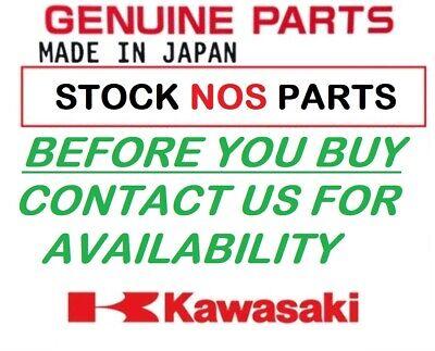 KAWASAKI GENUINE Z750 Z750R 09-13 BELLY PAN BUGSPOILER BLUE 011BST0024 NOS
