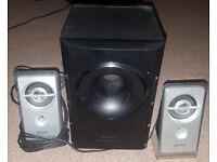 Sony SRS-D21 2.1 20W speaker system