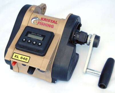 Kristal XL648DM Electric Reel Package Deal Acton Park Clarence Area Preview