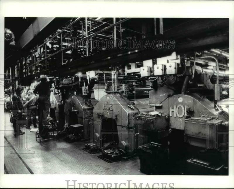 Press Photo Machine