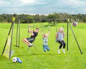 Children's/kiddies outdoor swing/play set.6 functions.