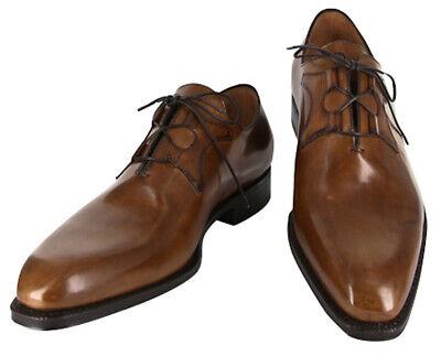 Sutor Mantellassi Caramelo Marrón Zapatos Talla 7.5 ( Ee. Uu. ) /...