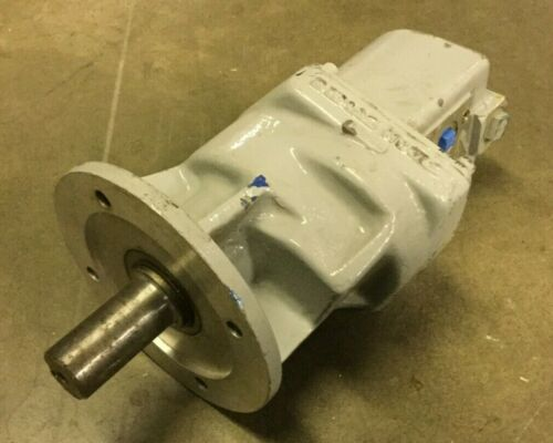 "DeMag Air Motor MU-200-50 / Shaft is 2 5/8""L x 3 1/4"" Diameter / Lot #1"