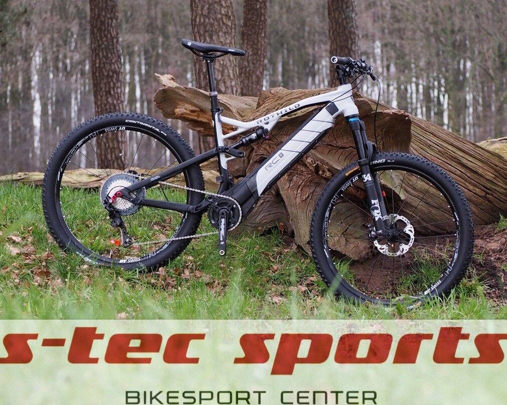 Rotwild R.C+ FS  Pro 2019 , E-Mountain Bike , E-Bike