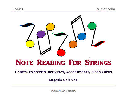 (Note Reading For Strings Book 1 ('Cello))