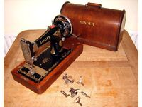 Singer Sewing Machine Model 128K 1914