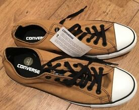 Converse Mens All Star trainers Size 10 new unused £30
