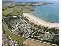 Static Caravan for Sale Cornwall Par Sands