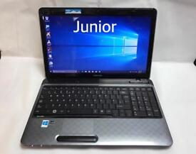 Toshiba Fast, 8GB Ram, 500GB, Laptop, Windows 10, HDMI, Microsoft office, Excellent Condition
