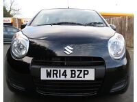 2014 Suzuki Alto (FREE TO TAX) Only done 9200 miles. Full service history. Still like new