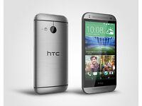 HTC One Mini 2 - Sim Free Smartphone - Grey