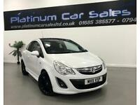 VAUXHALL CORSA LIMITED EDITION (white) 2011