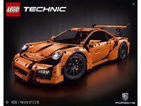 Lego Technic Porsche 911 GT3 RS Building Toy