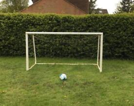 Child's U7's Football Goal (Steel Fixed Unit)