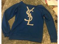 YSL LADIES TRACKSUIT SIZE 14 WORN ONCE