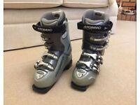 a8d8c5801c6e Excellent Condition Atomic Beta Ride 8.50 Ski Boots Mondo  24.0 Uk Size 5  RRP  550