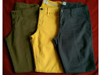 Women's trousers from Esprit, Next, Wrangler etc size 8-10