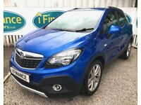 CAN'T GET CREDIT? CALL US! Vauxhall Mokka 1.4i 16v Turbo Exclusiv, Auto - £200 DEPOSIT, £74 PER WEEK
