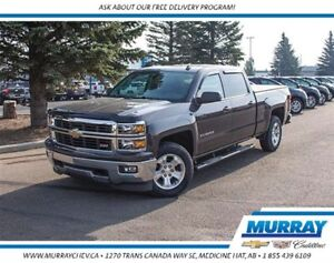 2014 Chevrolet Silverado 1500 *4WD *Heated Seats *Backup Cam
