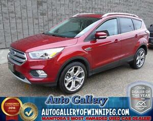 2017 Ford Escape Titanium *AWD/NAV