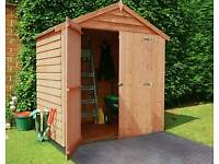 WANTED -- Shed 6/8ft x 10ft approx - urgent - within 30 miles of Liverpool