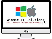 WinMac IT Solutions - The IT experts for all homes and businesses - Computer Repairs and maintenance